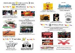 Programa Fiesta SoLyLuna