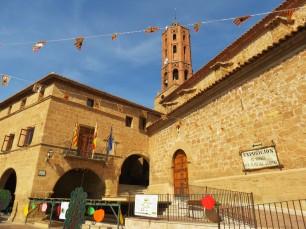 Plaza del Ayuntamiento de La Mata de los Olmos