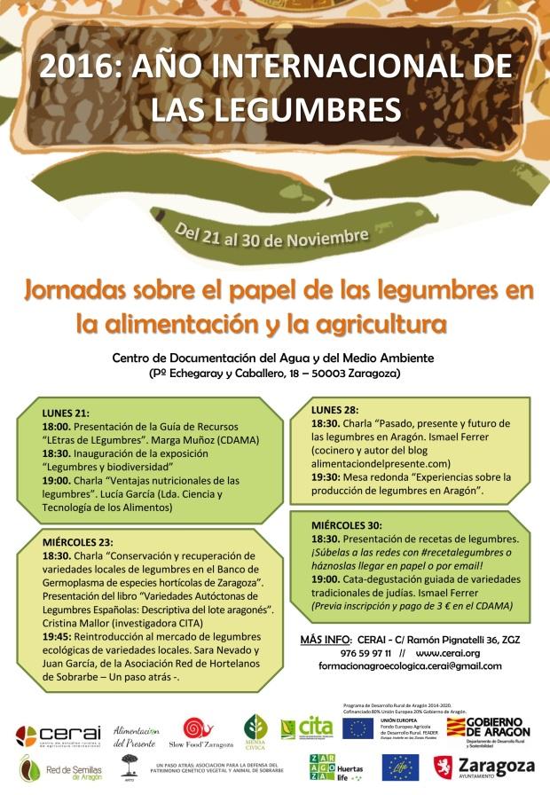 Jornadas Legumbres_Cartel_Red de Semillas de Aragon_2016.jpg
