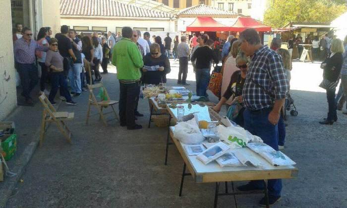 XXIV Feria Industrial, Artesanal y XXII Ganadera y Maquinaria Agrícola_Mora de Rubielos_Red de Semillas de Aragón_2016.JPG