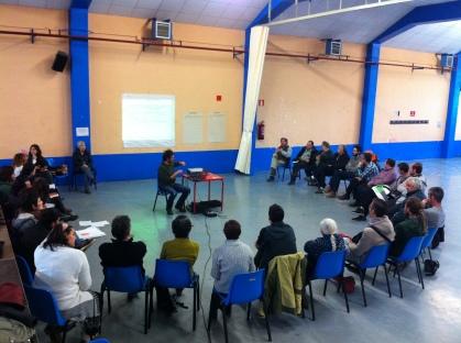 Presentación actividades 2016