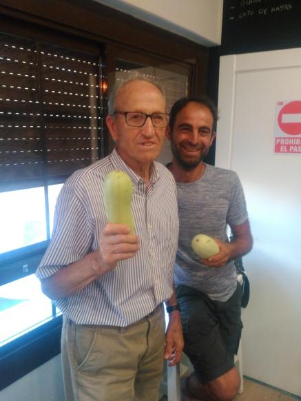Cristóbal y Rubén Pérez