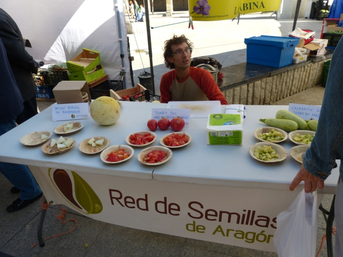 Cata variedades locales_mercado agroecológico_Zaragoza_RSA_20170916.2