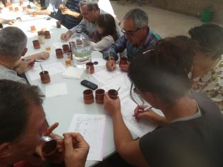 Cata dirigida.1_El Escalon_Feria_Mora de Rubielos_20171028(2)