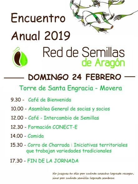 Cartel Encuentro 2019 - 1