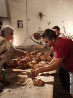 taller de elaboración de pan